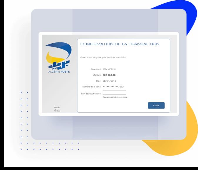 Intégration du paiement par carte Edahabia