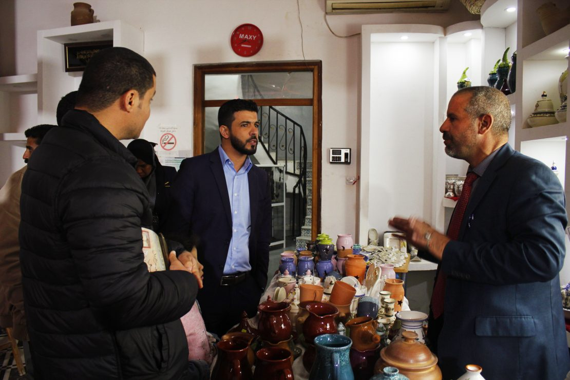 Journées de sensibilisation et de formation sur le commerce électronique à la wilaya de Laghouat